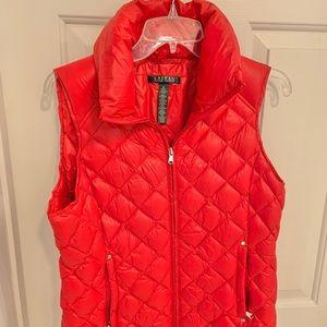 Ralph Lauren Down Puffer Vest NWOT